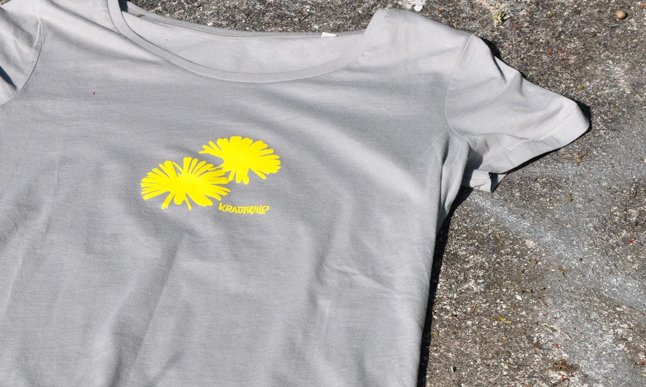 Krautshirt Gänseblümchen