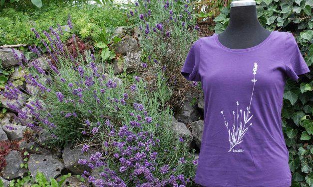 Krauthemd Lavendel