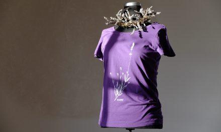 Krautshirt Lavendel