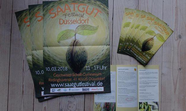 Saatgutfestival Düsseldorf 2018
