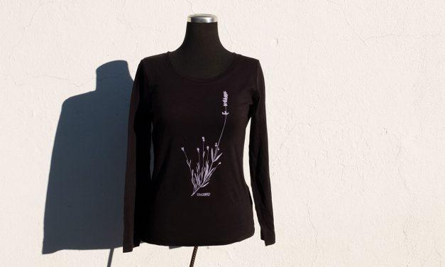 Krauthemd Lavendel | Langarm